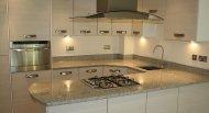 podświetlane meble kuchenne